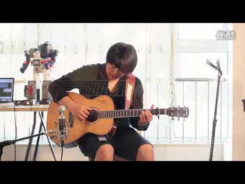 指弹吉他弹唱教学 第二十八课《小尘埃》陈绮贞