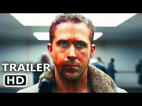 BLАDE RUNNЕR 2049 Official Featurette Trailer (2017) Ryan Gosling, Harrison Ford Movie HD