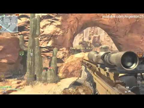 BRUTAL Sniper Montage MW3