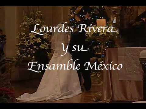 Lourdes Rivera y su Ensamble México