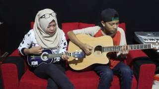 Threesixty Jogja - Mudah Jatuh Cinta Cover By Ferachocolatos Ft. Gilang