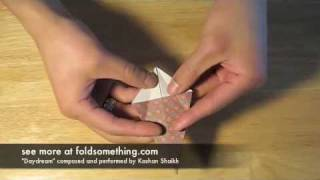 How To Make An Origami Flower (bell Flower)