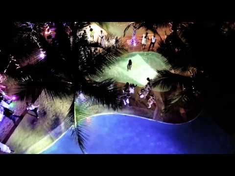 Ciroc Pinneaple Launch - Swahili Beach,  Diani