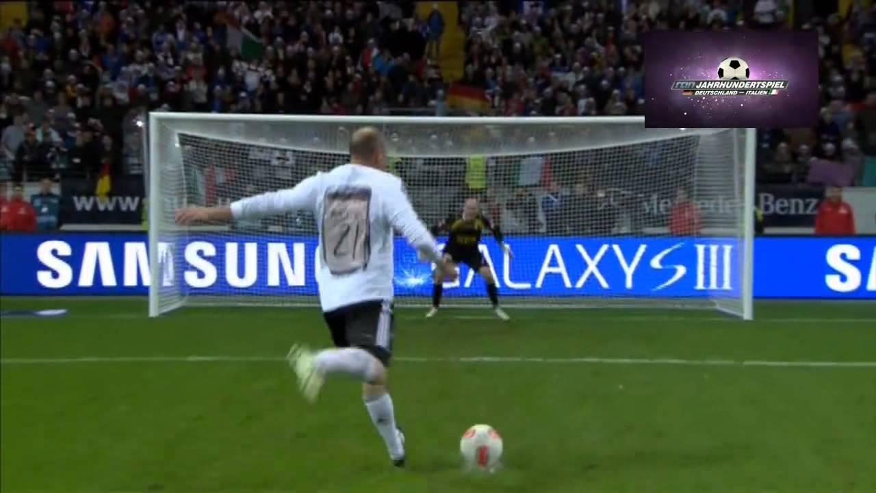 deutschland italien elfmeterschießen video