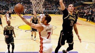 Goran Dragic Game Winner vs Lakers! Isaiah Thomas Drama! 2017-18 Season