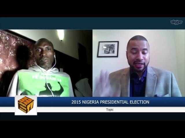 #NigeriaDecides2015: Kayode Ogundamisi & Mukhtar Dan'Iyan Face-Off On SaharaTV