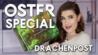 Oster Special | Drachenpost Unboxing | Sara Bow Books