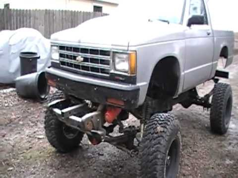 83 S10 On K5 Frame Have Youtube