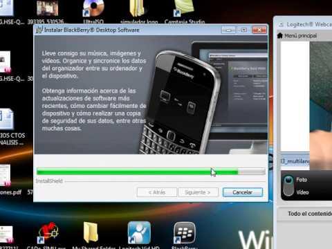 Formatear y configurar un Blackberry 100%