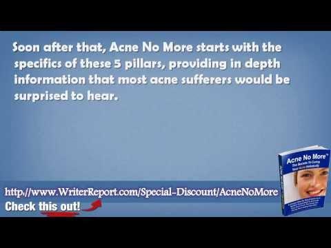 Acne No More Book PDF - Acne No More Book Online
