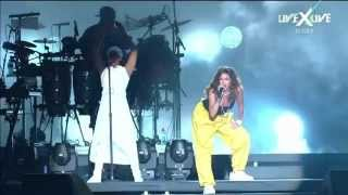 Rihanna - All Of The Lights Live At Rock In Rio 2015 - HD