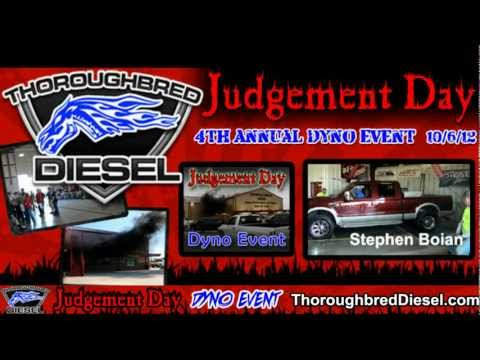 Ford Powerstroke Diesel - Stephen Boian Dyno Run