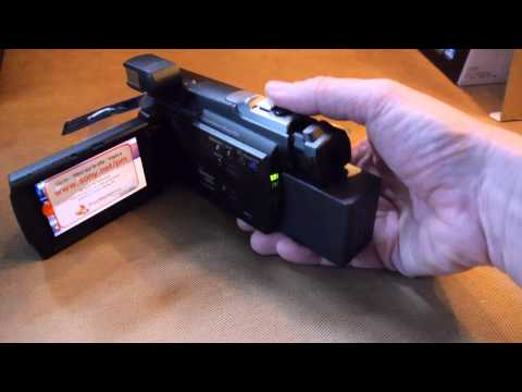 Sony HDR PJ790 Unboxing Review