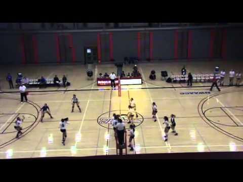 Asha Lorden, Everett Community College Volleyball highlights