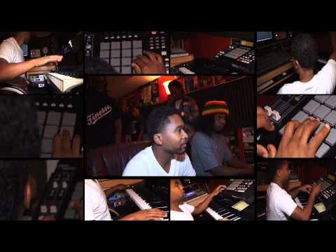 Video: Zaytoven Amazes Trinidad James with Instrumental