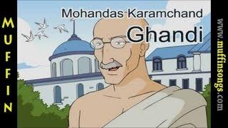 Muffin Stories - Mahatma Gandhi