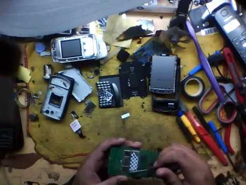 nokia 303 disassembly - desarmado