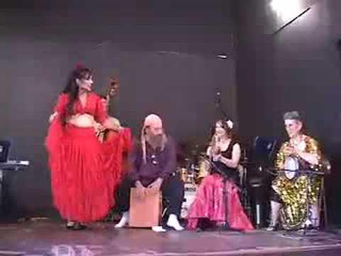 Reyna Alcala's drum solo