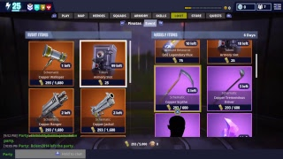 FORTNITE SAVE THE WORLD!! DOING MISSIONS, TRADING AND MORE PS4 LIVE STREAM