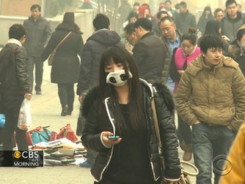 "China s super smog: Gov t official calls Beijing pollution ""unbearable"""