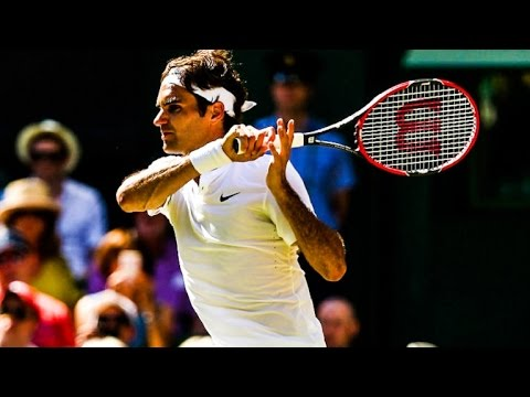 ♦ Roger Federer ♦ Wimbledon 2016 ✔ The Championships preview ✔ ᴴᴰ