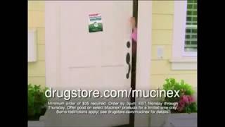 Mucinex DM Advert with Puss in Boot