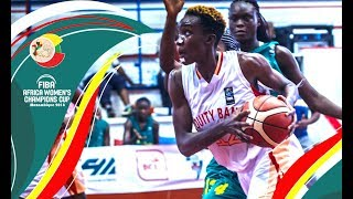 LIVE Equity Bank v VClub FIBA Africa Womens Champions Cup 2018