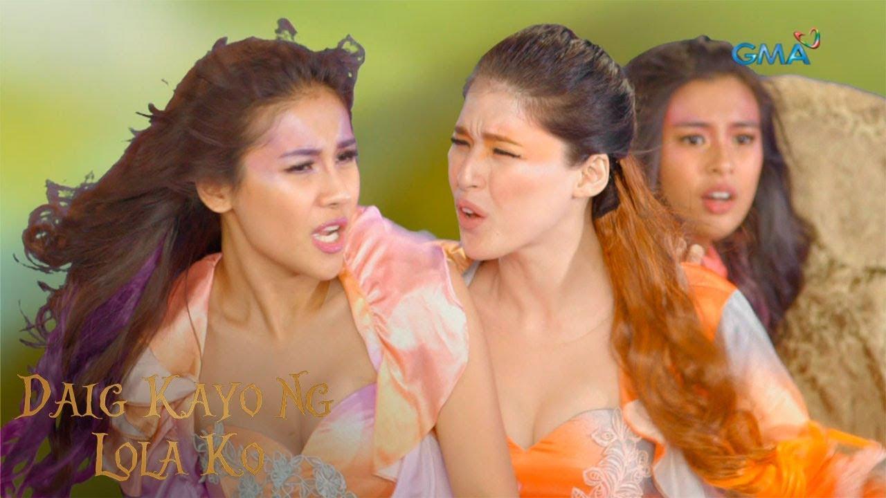 Daig Kayo Ng Lola Ko: Winona, Willow, and Winslet escape from Waleylang