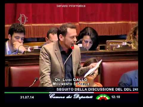 Gallo (#M5S) : Arriva la pubblica amministrazione dei nominati. Renzi contro la meritocrazia