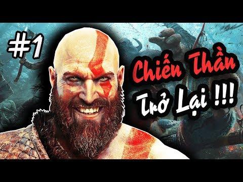 GOD OF WAR 4 #1: THẦN CHIẾN TRANH KRATOS TRỞ LẠI !!!! thumbnail
