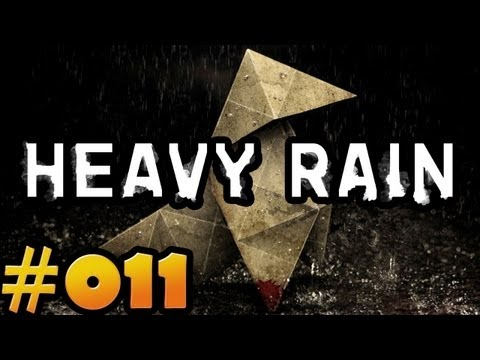 Let's Play Heavy Rain #011 - Nathaniel [Deutsch][Blind][PlayStation3]