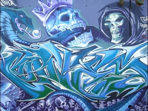 CortesNyc Graff Tour Part6 of 6 Video