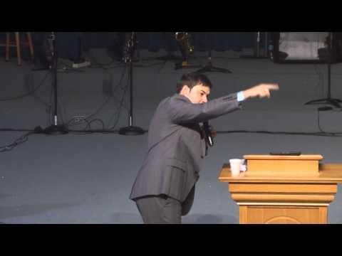 Pastor Reynaldo Santiago INE 12 07 2014