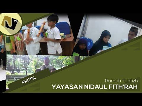 Profile Rumah Tahfidz Nida'ul Fithrah