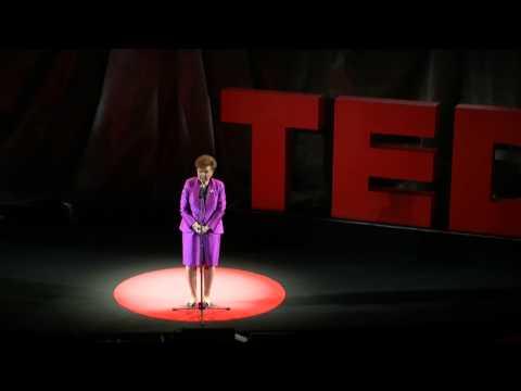 The Latvian Identity: Vaira Vike Freiberga at TEDxRiga