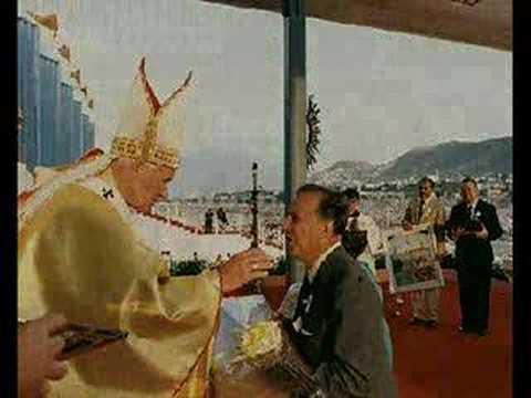 Jose de Molina - sobre el papa en México