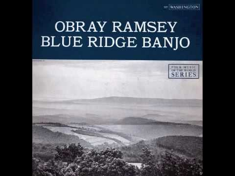 Obray Ramsey - Blue Ridge Banjo (LP-1957)