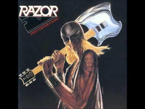 Razor - Hot Metal