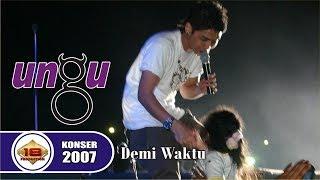 Ungu Demi Waktu Penonton Histerisss Alive Konser Kupang 03 Mei 2007