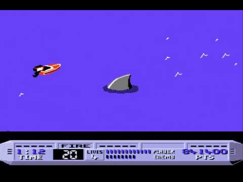 Cobra Triangle (NES) Final Battle + Ending