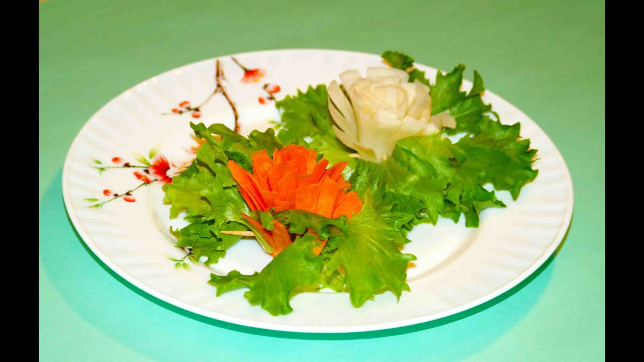 Мастер класс по украшению блюд (несложный) украшение блюд своими руками 8