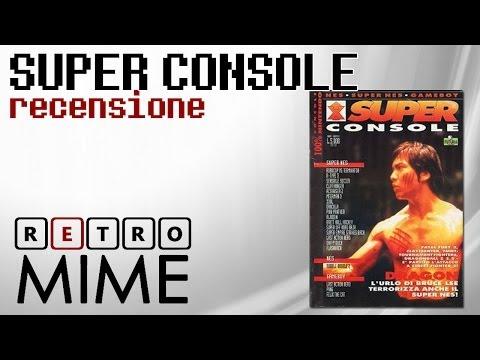 Analisi Rivista Videogiochi: Super Console