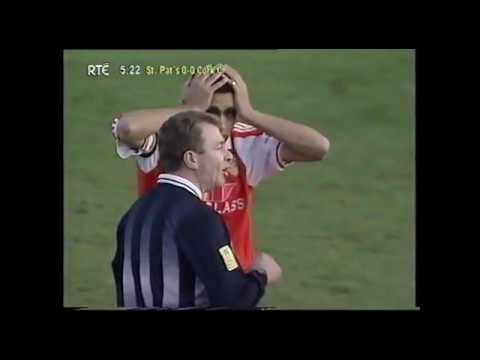 St Patrick's Athletic 1 - Cork City 0 (16/04/1999)