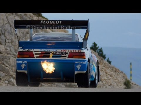405 Turbo 16 Mont-Ventoux 2013 Greg Guilvert