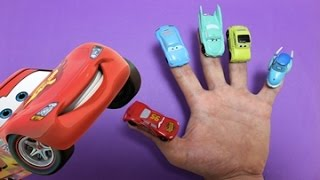 Cars 2 The Finger Family Song (Daddy Finger) Full HD