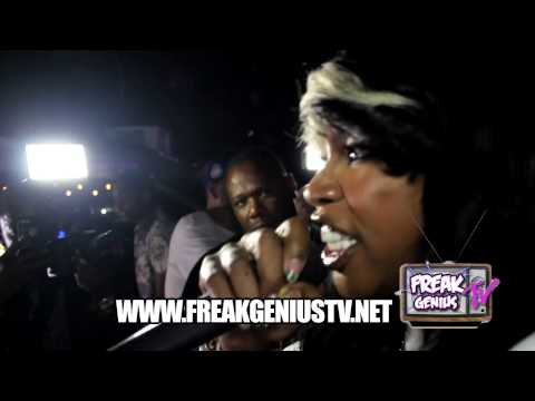 REMY MA 1ST PERFORMANCE IN NYC SINCE COMING OUT OF JAIL