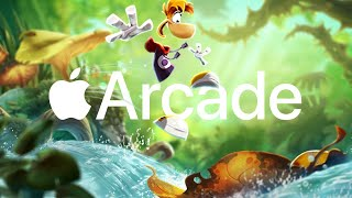 Rayman Mini Trailer — Apple Arcade