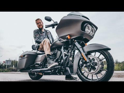 ДИКИЙ БАЙК ЗА 2.5 МЛН РУБЛЕЙ! Почти 2 ЛИТРА дури! Harley-Davidson Road Glide Special 2019