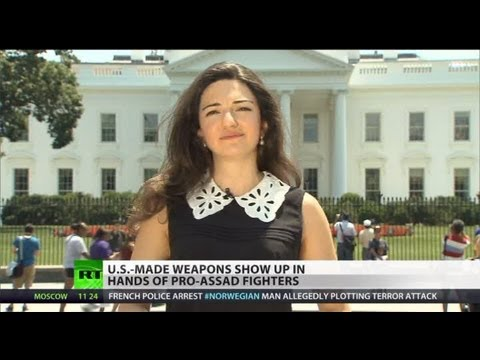 Delivery Error? US weapons show up in hands of pro-Assad fighters