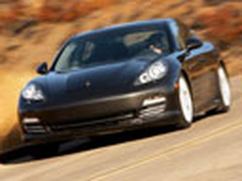 Beautifully Ugly: Porsche Panamera 4S Full Test by Inside Line Video
